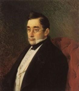 И. Н. Крамской, портрет Грибоедова