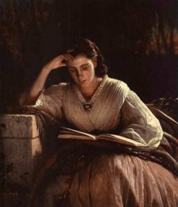 И. Н. Крамской, портрет Софьи Крамской